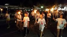 13η Πανελλήνια Λαμπαδηδρομία Εθελοντών Αιμοδοτών