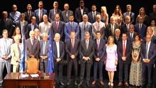 Τελετή ορκωμοσίας νέας Περιφερειακής Αρχής της Περιφέρειας Νοτίου Αιγαίου