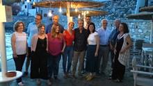 Η γιορτή των φίλων του ούζου στη Σύρο