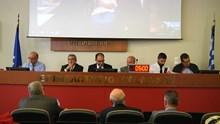 Συνεδρίαση Περιφερειακού Συμβουλίου - Νεώριο