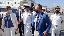 Στη Σύρο ο Υπουργός Ναυτιλίας, Γιάννης Πλακιωτάκης