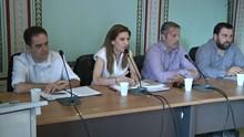 Συζήτηση για το πολεοδομικό της Ερμούπολης
