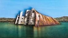 «Ναυάγια στις Ελληνικές Θάλασσες» του Νίκου Πονηρού