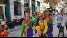 Παρουσίαση καρναβαλικών ομάδων