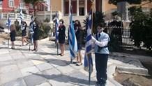 Σύρος: Τίμησαν τους ήρωες του 1821