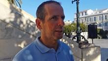 Syros City Trail 2017 - Δηλώσεις Μανώλη Αργυρού