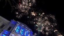 Φαντασμαγορική η έναρξη των Χριστουγέννων στη Σύρο