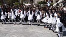 Χορευτικά  για την Επέτειο της 25ης Μαρτίου